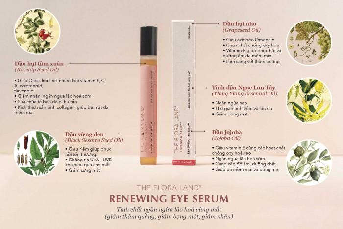 Tinh chất dưỡng mắt ngăn ngừa lão hóa - Renewing Eye Serum