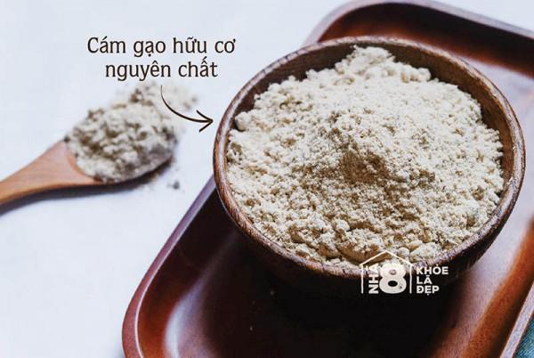 Cám gạo nguyên chất TPHCM mua ở Nhà 8