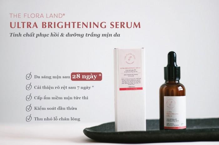 Tinh chất phục hồi dưỡng trắng mịn da - Ultra Brightening Serum