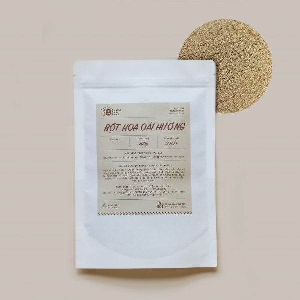Bột Hoa Oải Hương – Lavender Flower Powder