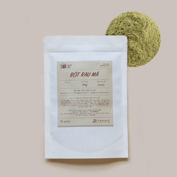 Bột Rau Má - Pennywort Powder