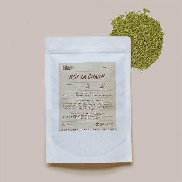 Bột Lá Chanh - Lime Leaves Powder
