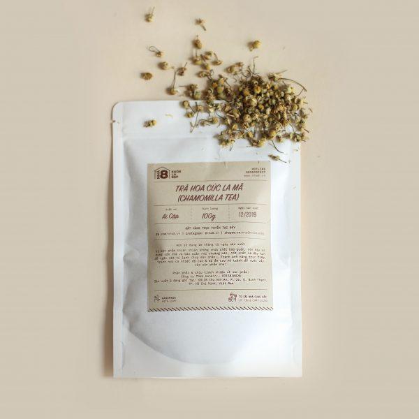 Trà Hoa Cúc La Mã - Chamomile Tea Nhà 8